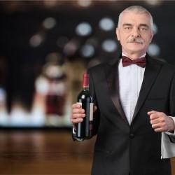Gastronomie Wein Service